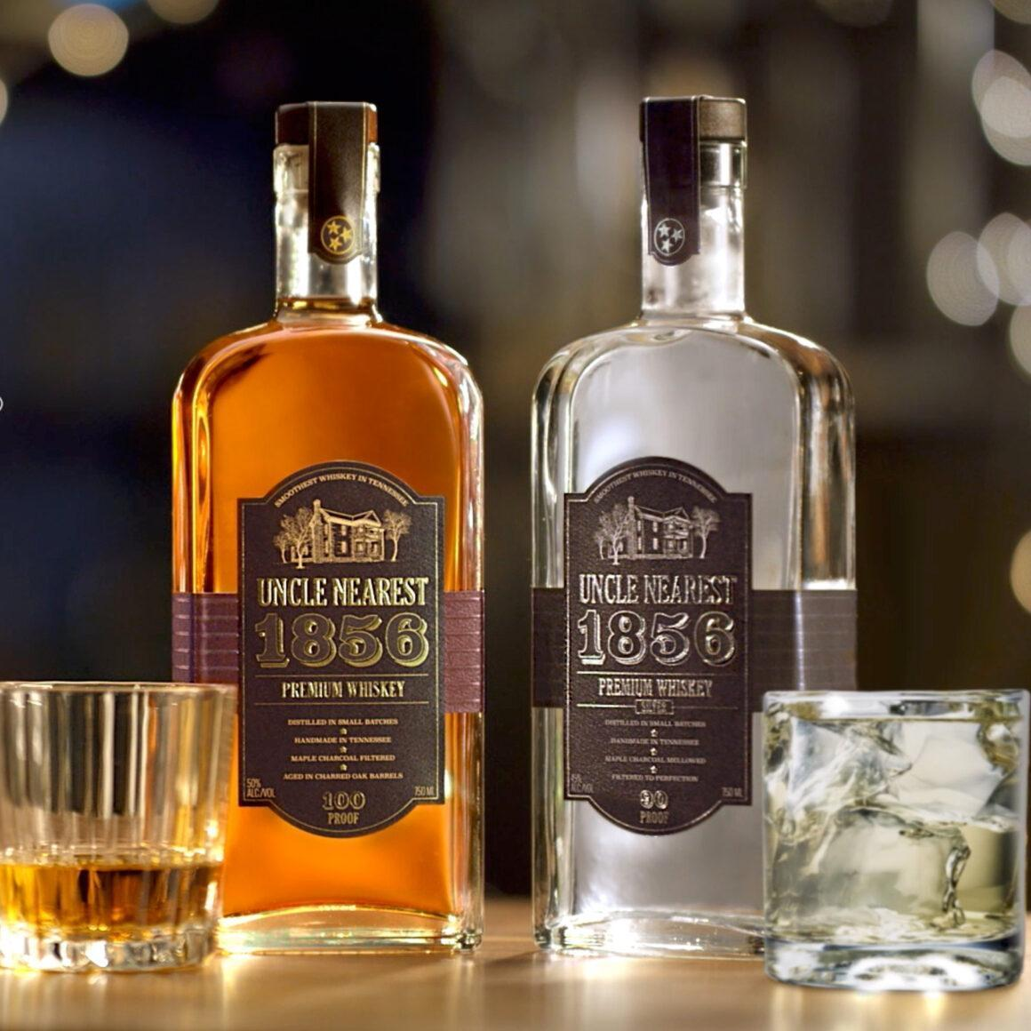 UNCLE NEAREST- AN ICONIC WHISKEY JOURNEY