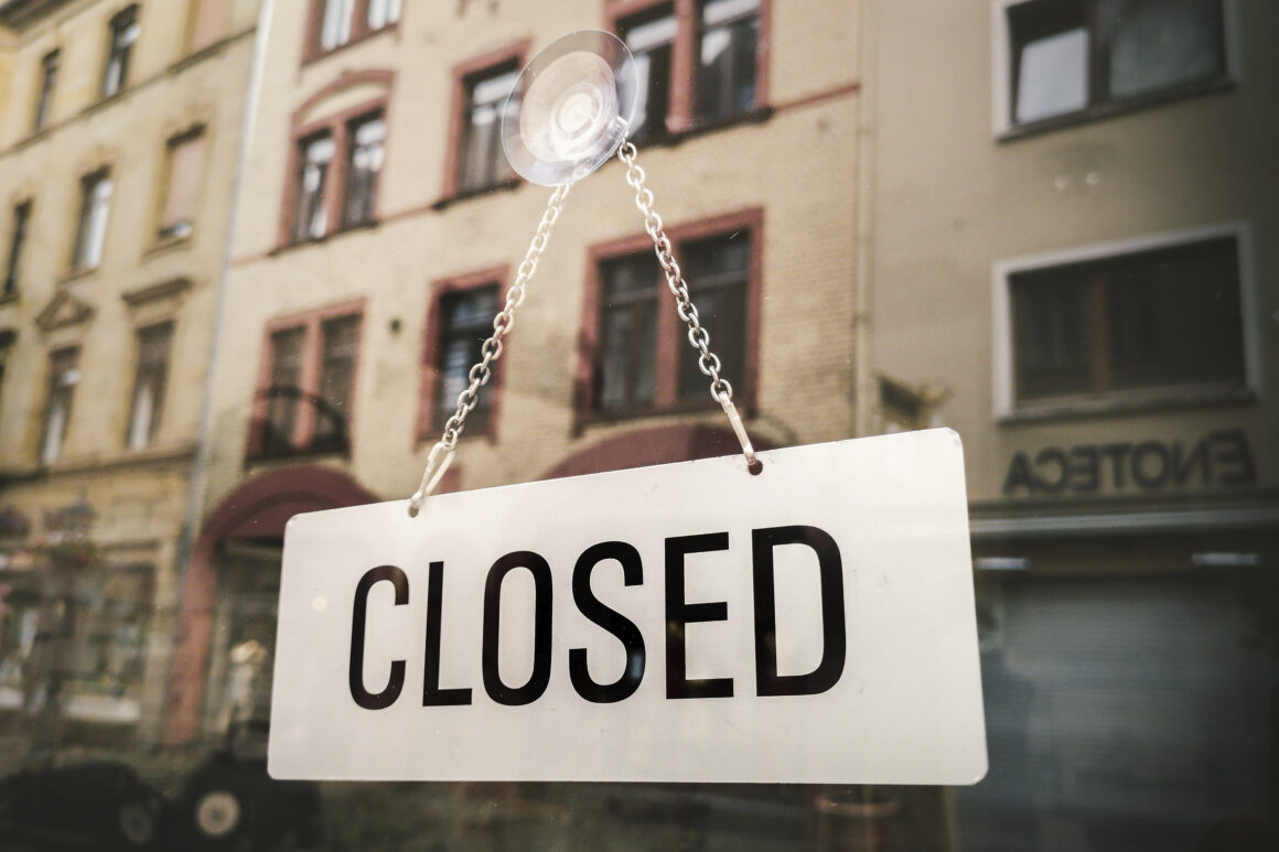 40% of Black-owned businesses have closed