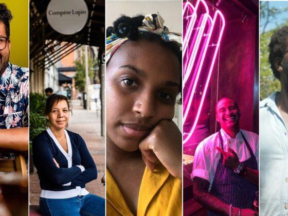 5 BLACK CHEFS CHANGING AMERICA ONE BITE AT A TIME
