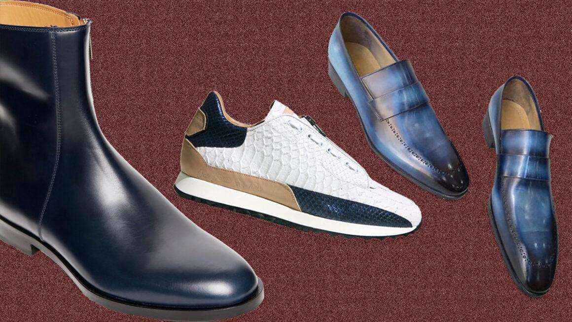 Black-Owned Men's Shoe Designers