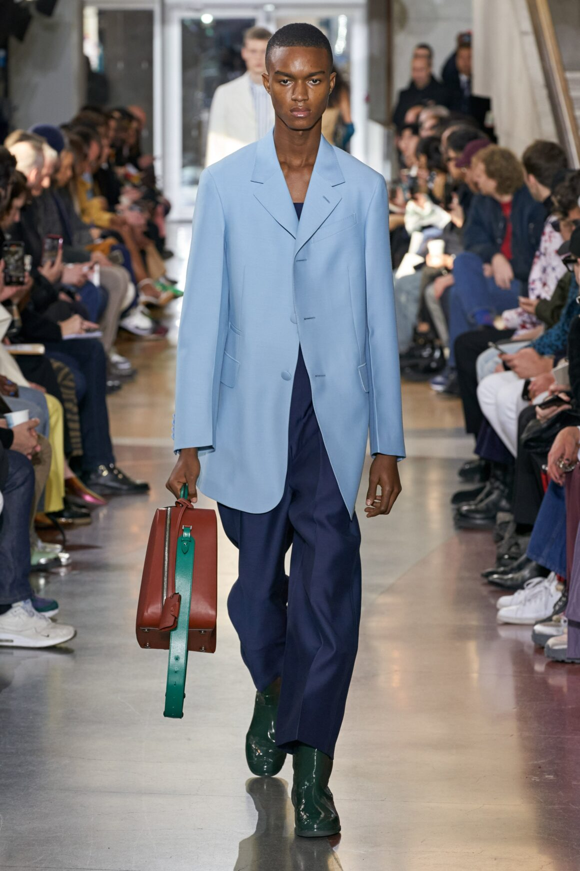 Lanvin - Oversized Suit