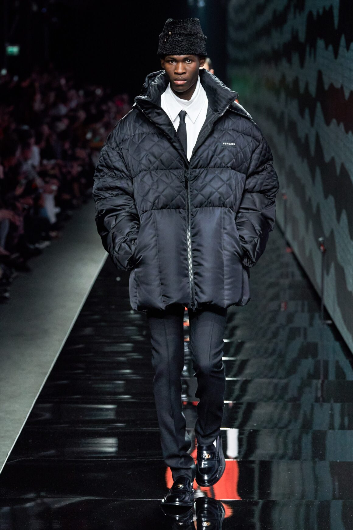 Versace - Puffy Coat