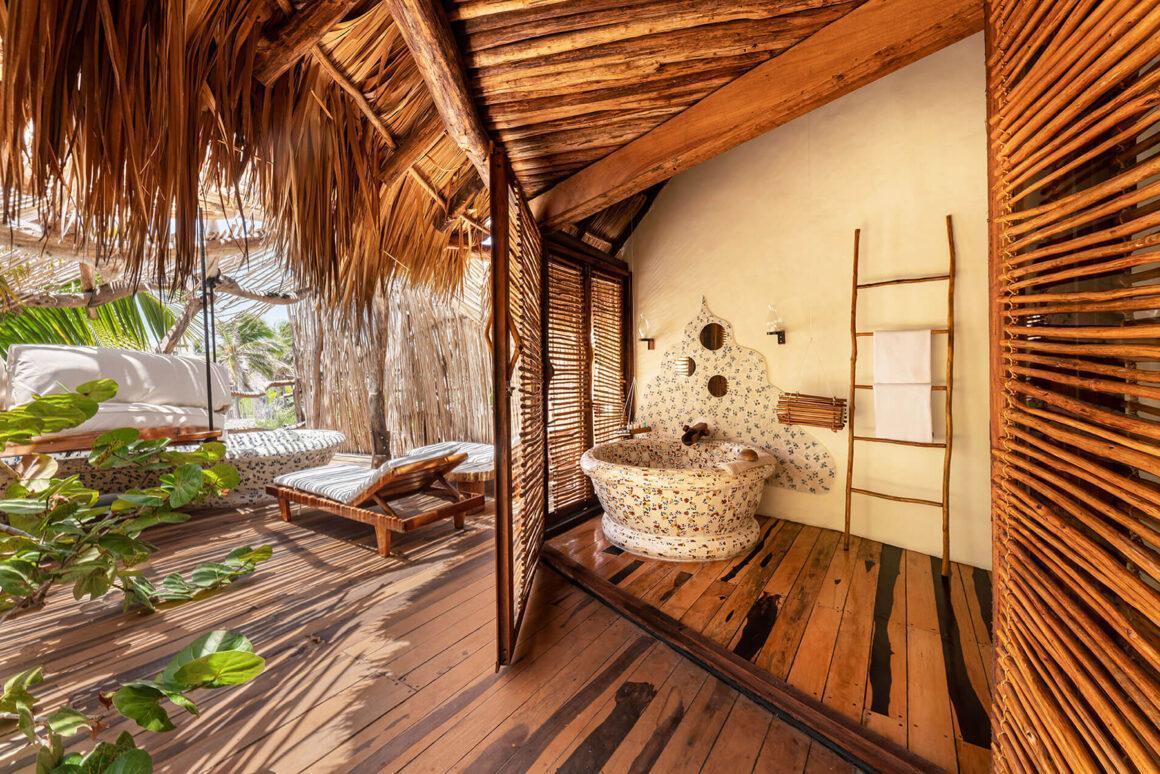Azulik: Aztec Villa