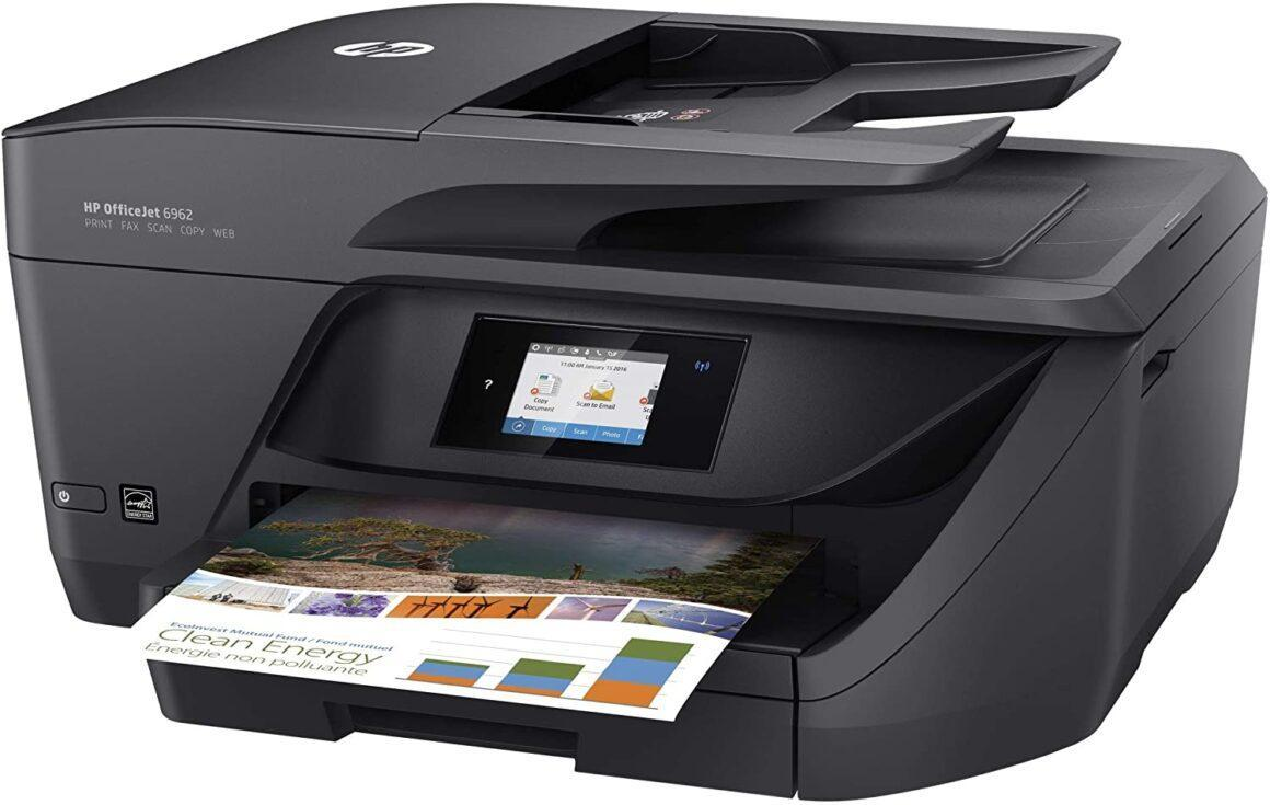 HP Office InkJet 6962 Wireless Printer