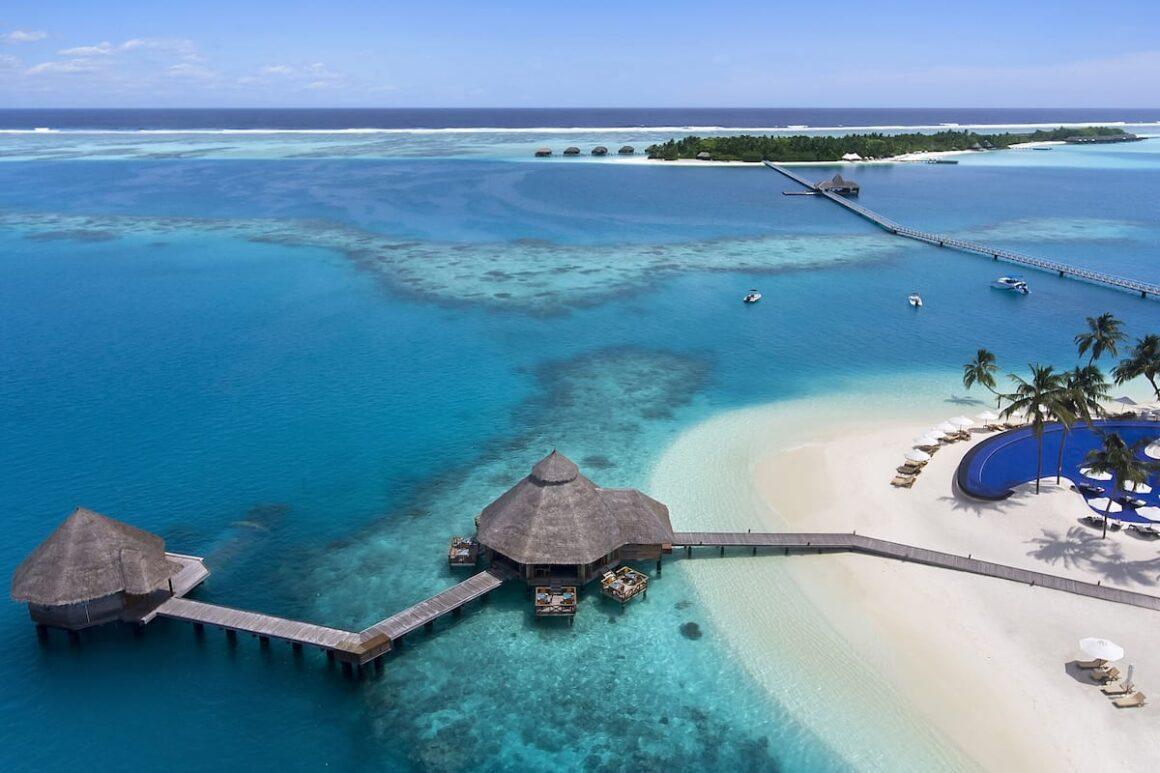The Muraka at the Conrad Maldives
