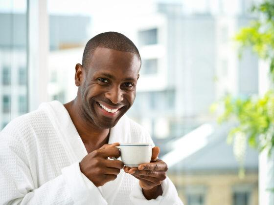 men's wellness spa